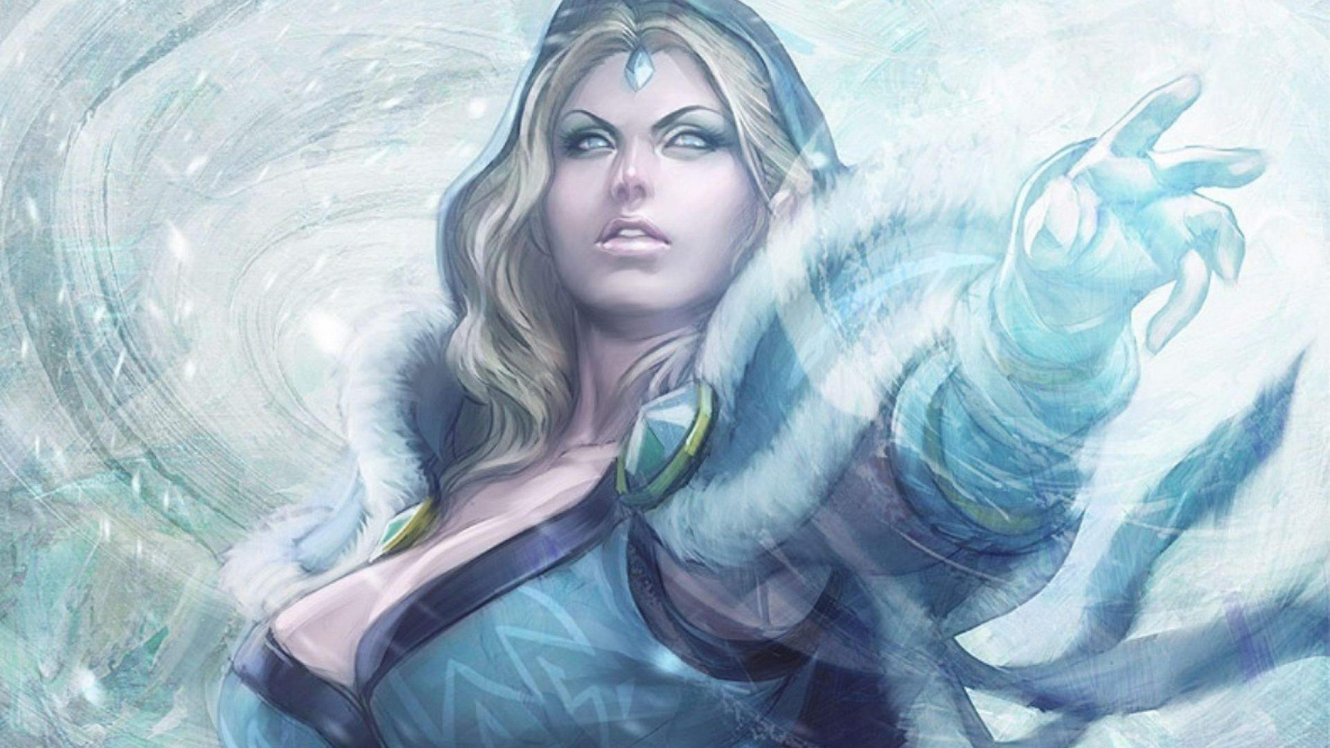 crystal maiden build guide dota 2 crystal maiden the scourge of