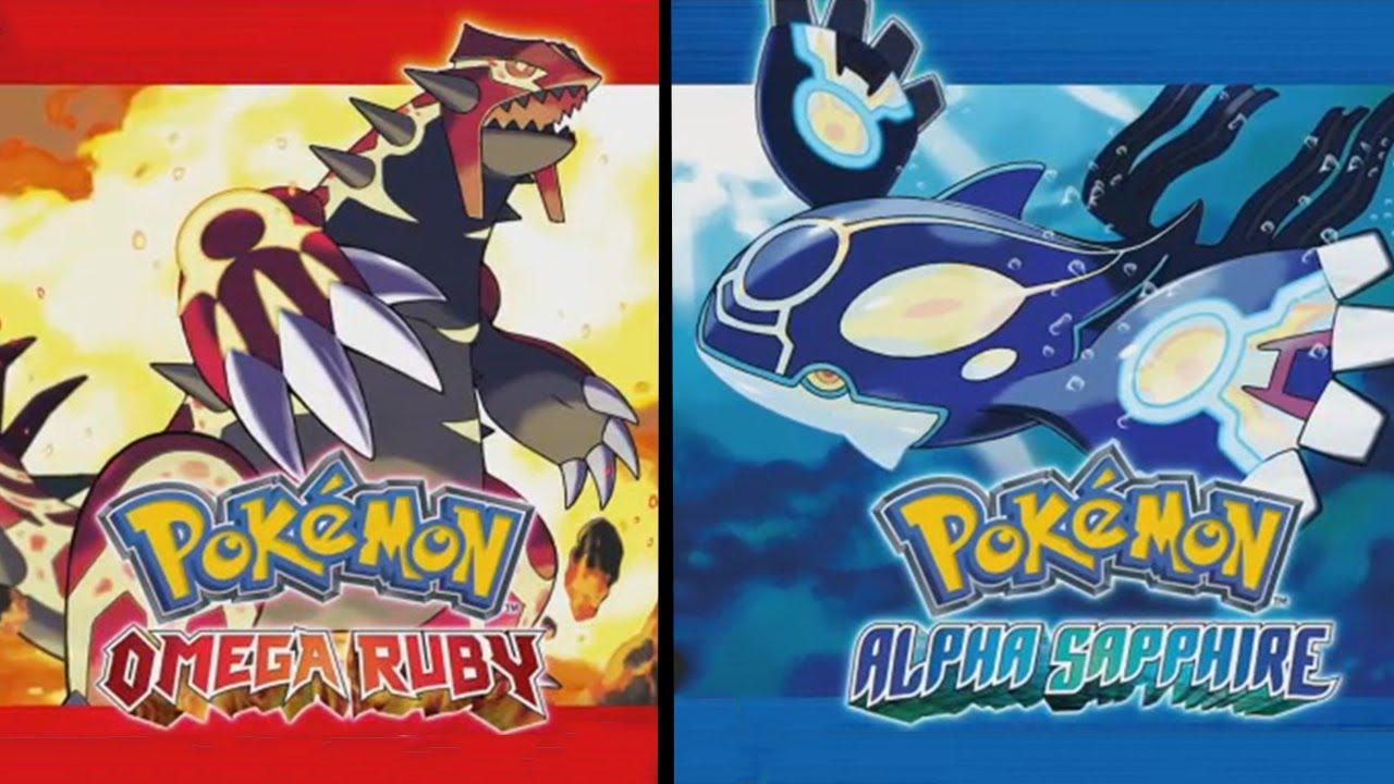 Detonado - Pokemon Omega Ruby e Alpha Sapphire